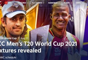 T20 World Cup 2021 Schedule