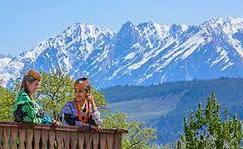 Northern Areas of Pakistan,Chitral Kalash Valley