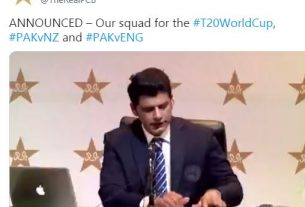 PCB announce T20 squad for ICC World Cup 2021