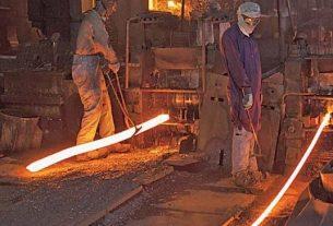 Steel rebar prices soar again